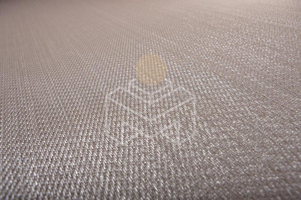 Дизайнерские плетеные полы BOLON – Швеция CHAMPAGNE Now РУЛОН 1100-40