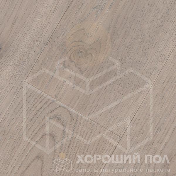 Инженерная доска COSWICK Дуб Шамбор Бражированная Масло шелковое 3-х слойный T&G (шип-паз) Селект энд Бэттер 1137-1215