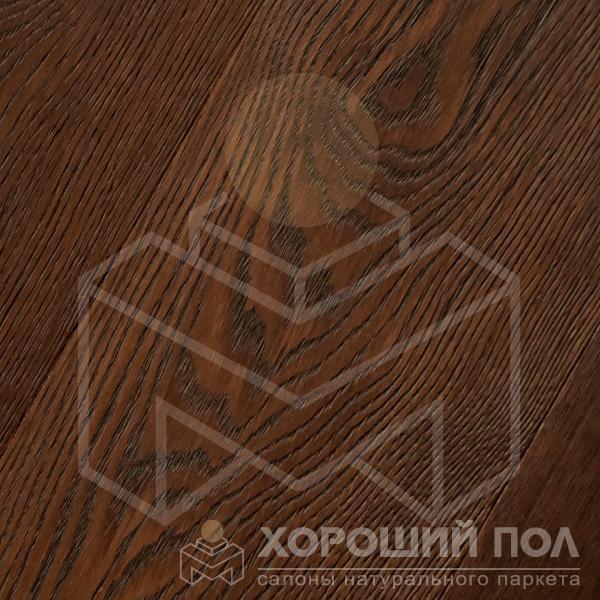 Инженерная доска COSWICK Дуб Бразильский орех Кантри Масло шелковое 2-х слойный T&G (шип-паз) 1 Коммон 1121-3206