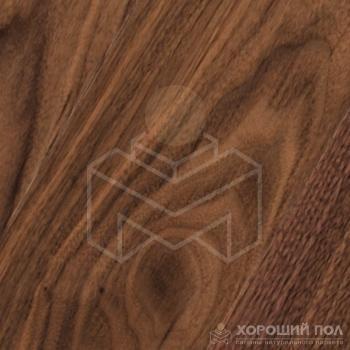 Инженерная доска COSWICK Орех Американский Натуральный Классическая Лак 2-х слойный T&G (шип-паз) Селект энд Бэттер 1321-1101