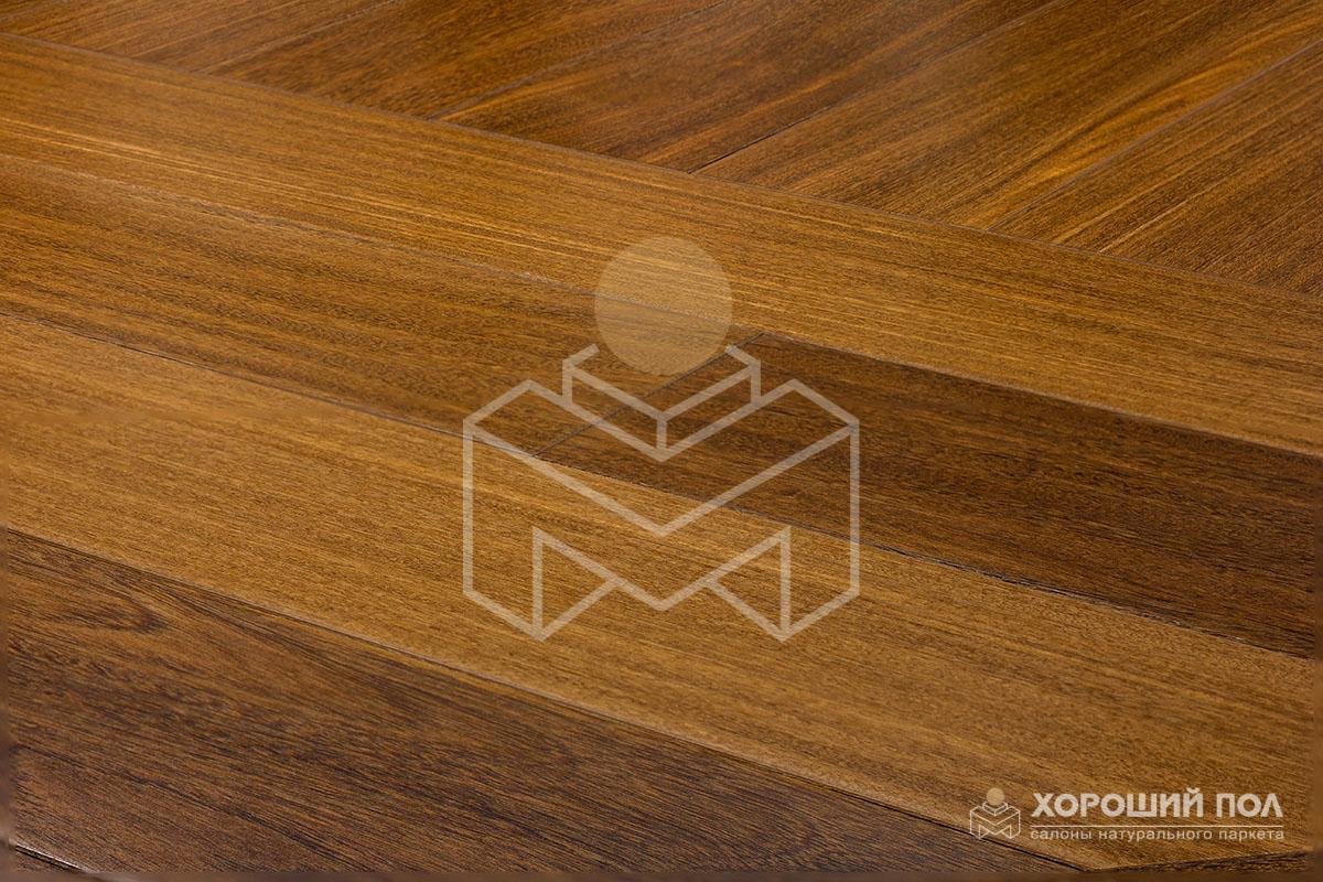 Массивная доска KOMOFLOOR – Индонезия Ормозия Без покрытия Массив T&G (шип-паз) Экстра 9999-188