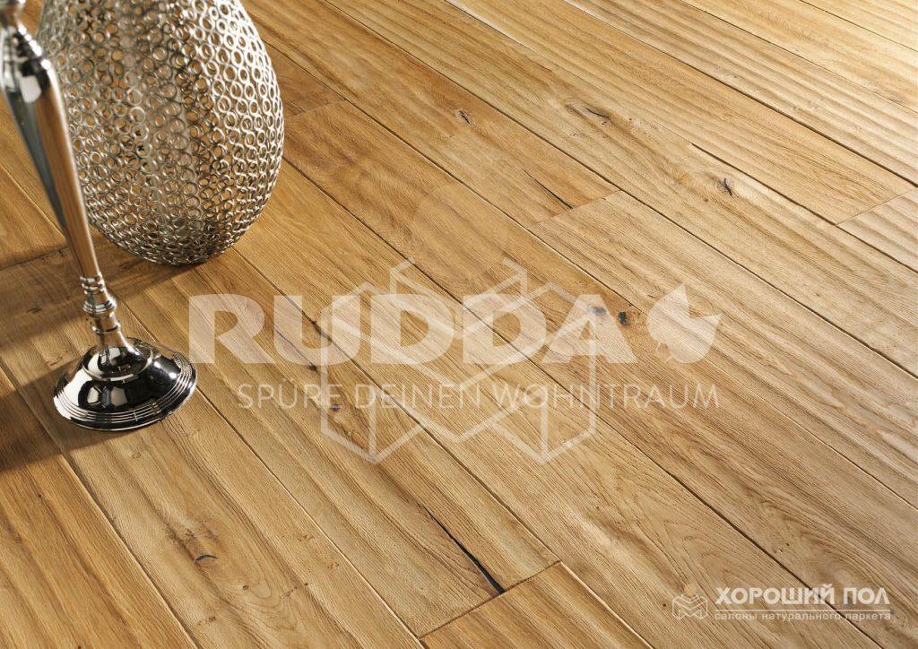 Инженерная доска RUDDA – Австрия Дуб Лофт Масло 3-х слойный T&G (шип-паз) Кантри Дуб Arizona 1800/Аризона 1800 1111-129