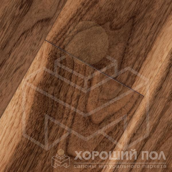 Инженерная доска COSWICK Орех Американский Натуральный Классическая Масло шелковое 3-х слойный T&G (шип-паз) Традишинал 1354-3201